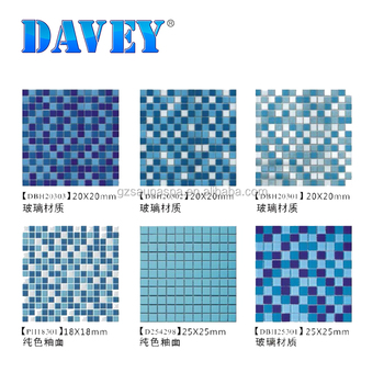 2014 New Hottest Pool Mosaic Tile Buy Pool Tile For Sale