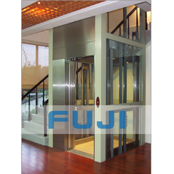 Fuji Diy Small Home Elevator With Glass Cabin - Buy Small Home  Elevator,Glass Elevator,Elevator Lift Product on Alibaba com