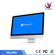 Wholesale price high performance 17 inch windows system desktop computer all in one pc
