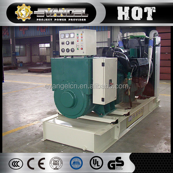 New product 60HZ 206.3kva names of parts of generator for sale