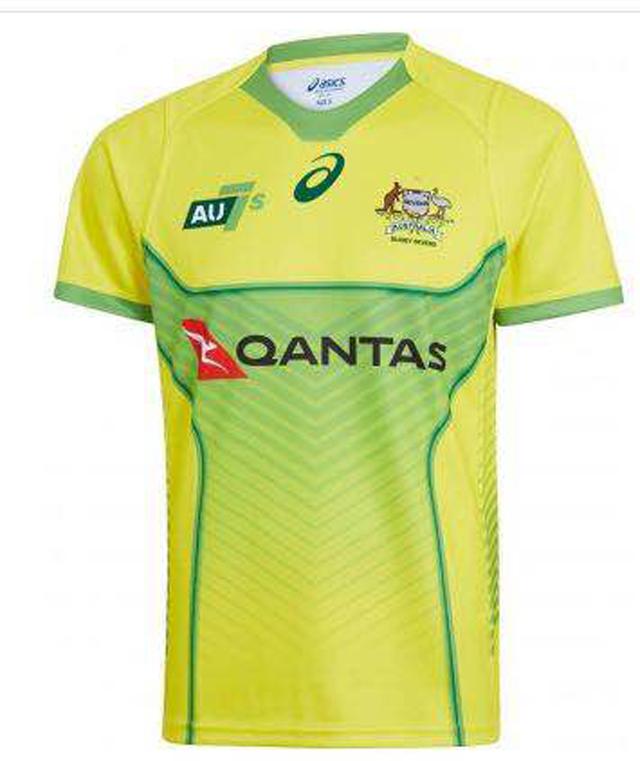 79ea90e80f4 2019/20 New Australia rugby jerseys sevens high quality