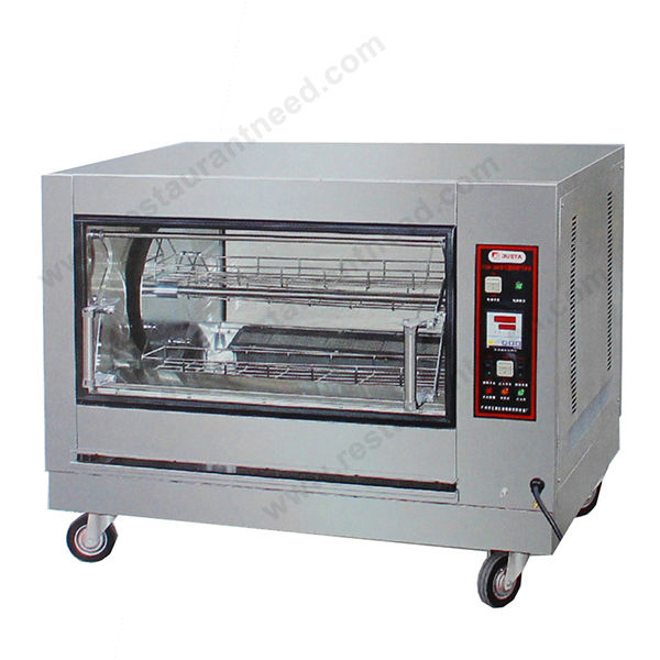 Hot Selling Europe Design Commercial Vertical Gas chicken rotisserie