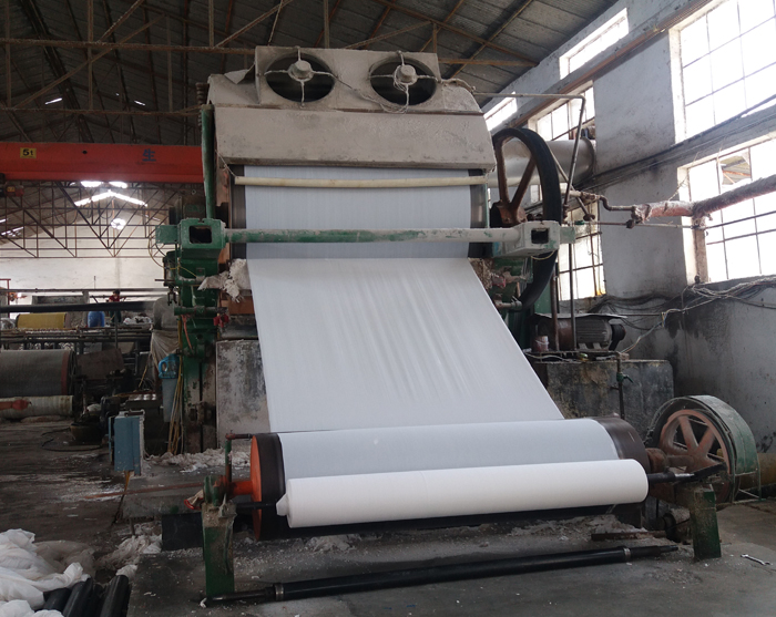 toilet paper making machine