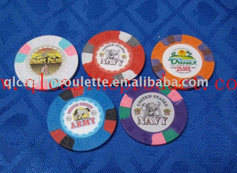 13.5g casino poker chip,casino supply