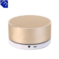 Round Latest Super Bass Bluetooth Speaker