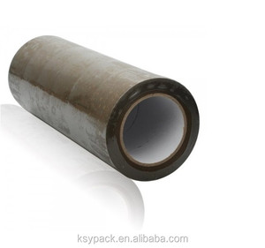 alibaba china new black stretch film wrap roll