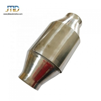 Performance Universal Fit Round Body Catalytic Converter Cheap Prices