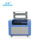 Co2 laser cutting cheap wood acrylic leather 6090 laser engraving machine 60w 80w