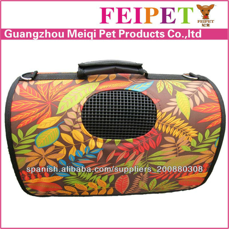 Fashionable large dog carriers walking dog carrier