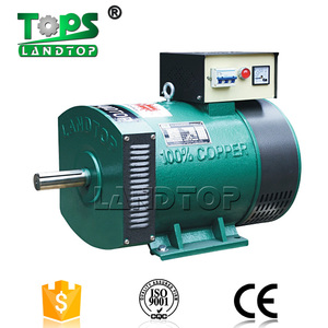 STC series 400V brushless 3 phase 12.5 kva generator