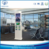 shopping mall digital electronic locker free mobile phone charging station/kiosk