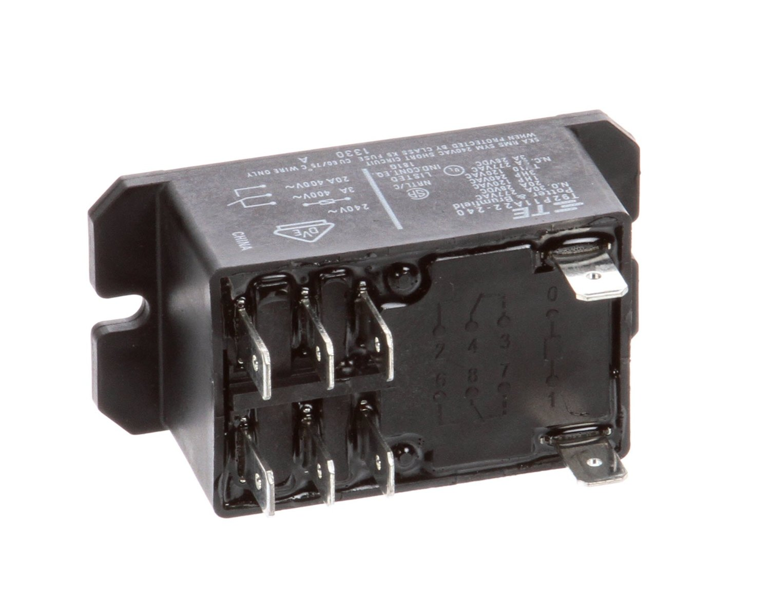 Cheap Dpdt Automotive Relay Find Deals On Spdt Solid State 12v Get Quotations Henny Penny 91727 Power 240 Vac