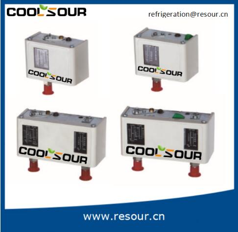 Coolsour Adjustable pressure switch ,differential pressure controller for oil