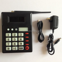 Wireless restaurant coaster pager system with K-999 keypad K-11 pager High-quality