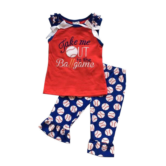 kids baby toddler star stripes kids clothing girl boutique clothing sets