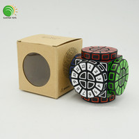 Time Machine magic speed cube challenging Time round toys plastic educational toys