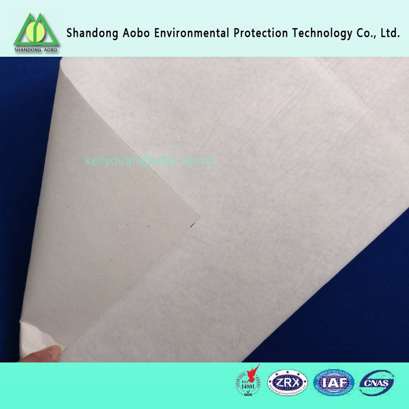 Factory supply 230gsm Liquid filtration felt for industry