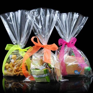 High Clarity Cast PP Polypropylene bags BOPP clear gift bags
