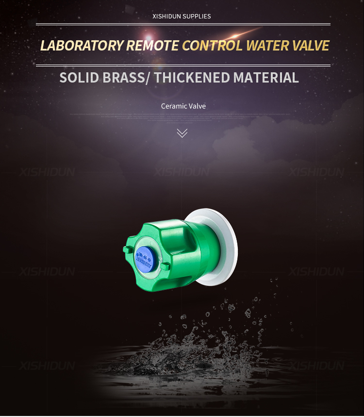6601 Wall Mounted Lab Remote Control Water Valve
