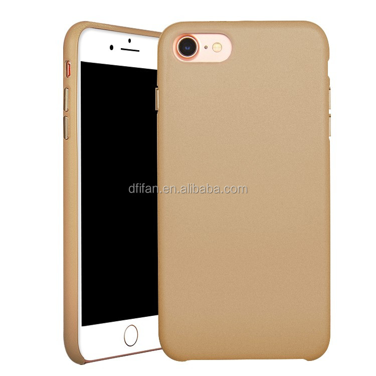 DFIFAN Latest Wholesale Phone case For iPhone 5s, Frosted Black Soft TPU Matte Cell Phone Case for Apple iphone 5