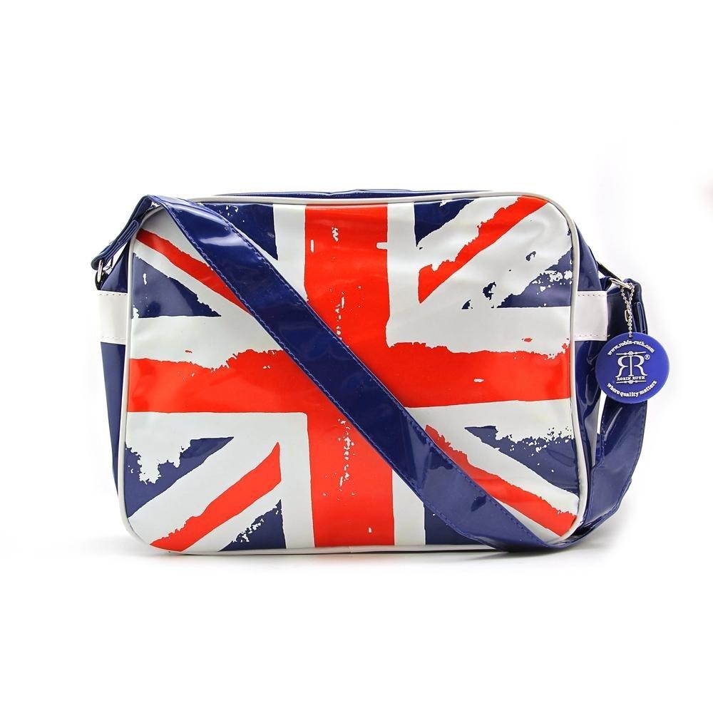 Get Quotations · London Retro Union Jack Bag  e939e21958d7