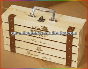 The Cheap Wooden Wine Crates for Sale