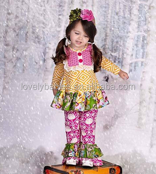 persnickety childrens valentines outfit girls valentine ruffle outfit