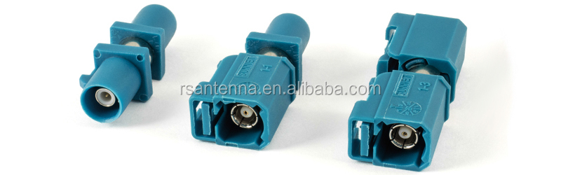 FAKRA Connector for PCB