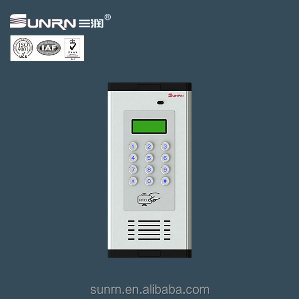 Communication Systems apartment intercom systems voice entry system