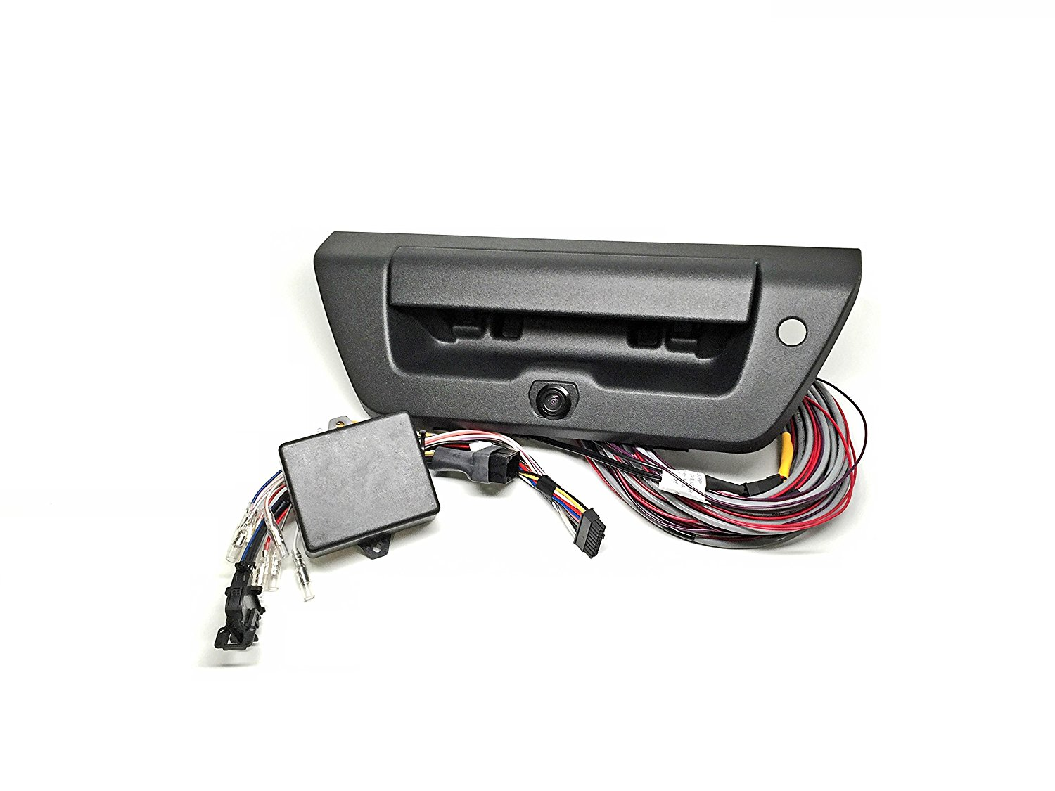 """AIE - Rear Camera Interface Kit for (2015-2017) FORD F150 w/ 4.2"""" LCD Radio Display - Includes Factory Handle Camera"""