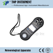 Portable handheld Meteorological Apparatus