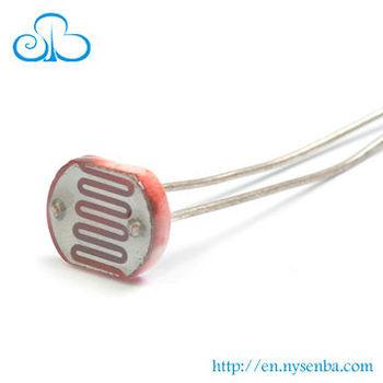 Photoresistor Sensor/ldr Sensor/cds/light Dependent Resistor Gl5649 ...