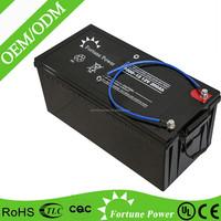 12v 200ah AGM Battery lead acid inverter battery & telecommunication stationary battery