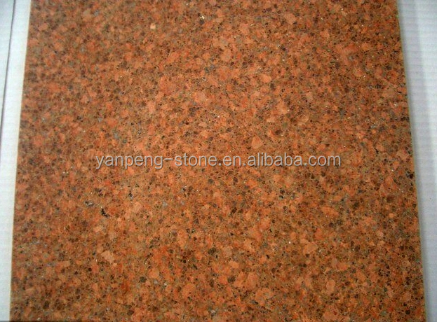 Chinese Cheap Red Granite,G664/Luo Yuan Red/Copper Brown/China Ruby Red/Luna Pearl Granite Tiles & Slabs for Walling and Floorin