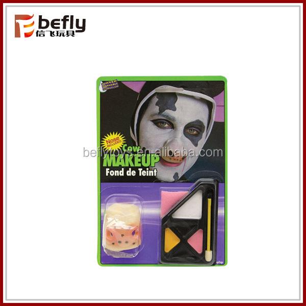 Vache ensemble de maquillage halloween visage peintures à vendre