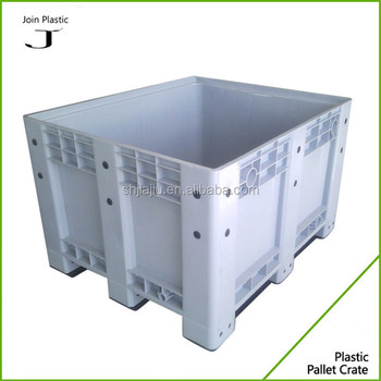 Recycled Packaging Box Plastic Pallet Boxes Used Crate