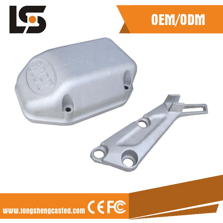 Aluminum die casting 2016 high quality kymco motorcycle parts in china