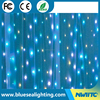 Backdrop decoration LED Curtain star cloth wedding light