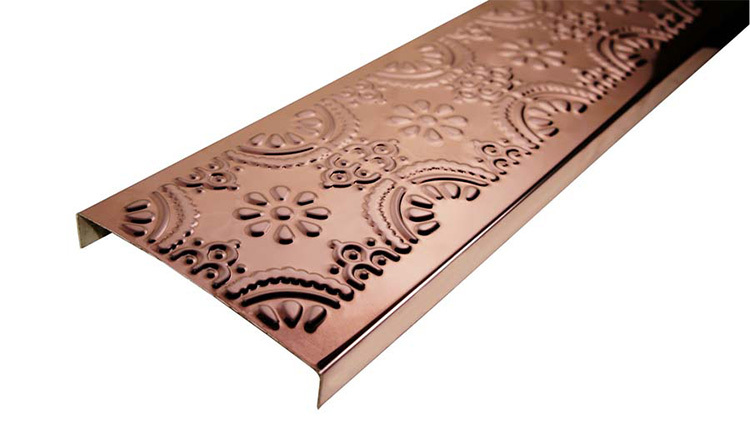 Ss Gold Sheet Projects Decorative Wall Borders Buy 3d