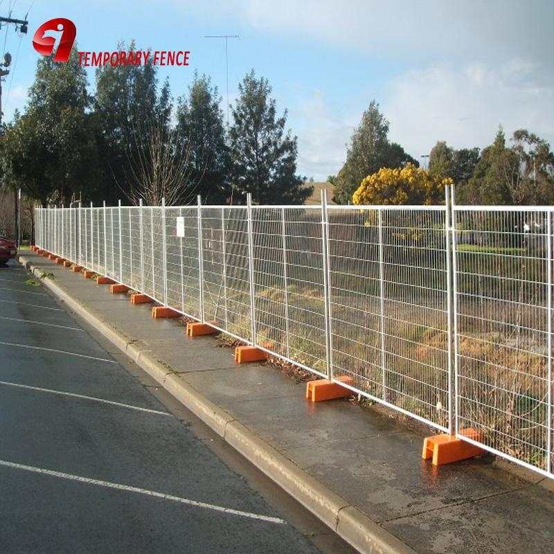 Tiêu chuẩn hàng rào tạm thời đứng set úc an ninh Cho Vườn Hàng Rào