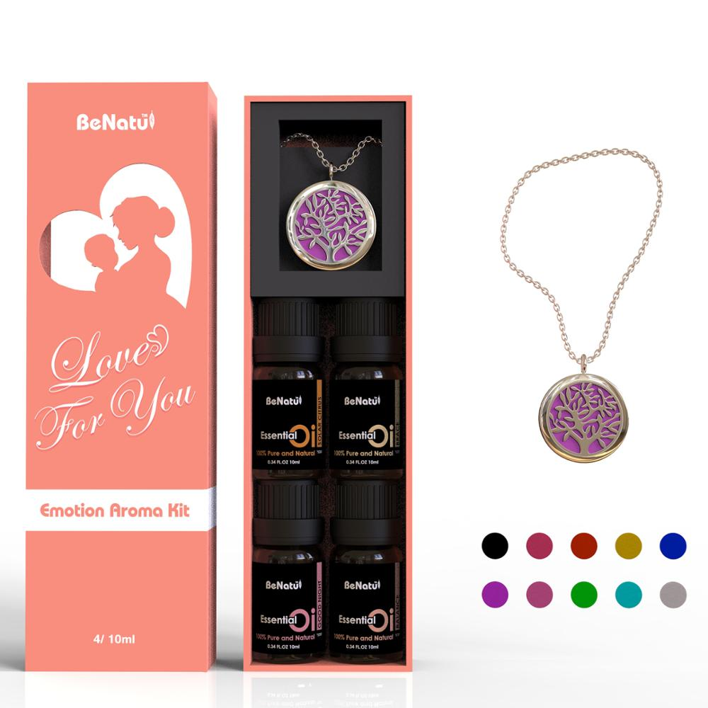 Emotion Aroma Kit- Compound Essential Oil Gift Set 10ml