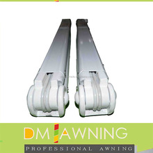Aluminium retractable awning arm / anwing folding arm assembly