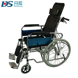 luxury wheelchair/lightweight foldable wheelchair/ tilting wheelchairML-609QDH