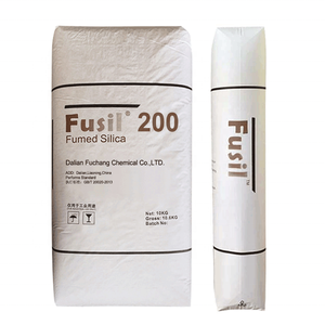 Hydrophilic SiO2 Fumed Silica White Carbon Black A200 For Paints  Manufacturer Fumed Silica 200