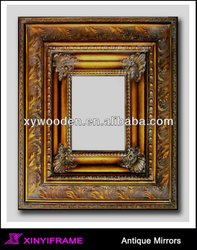 Large Ornate Mirror Frame - Buy Large Ornate Mirror Frame Floor ...