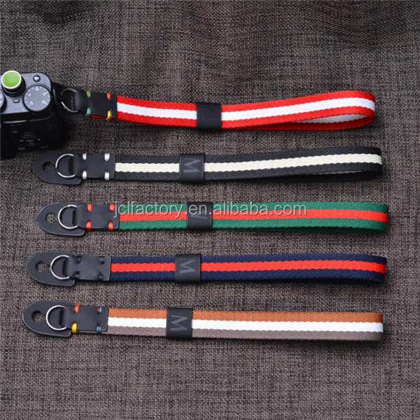 Cotton camera strap wrist band hand grip strap