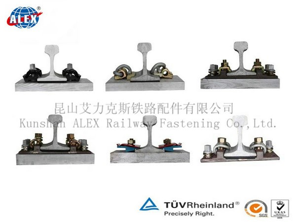 Low Price Rail Clamp/Railway Clamp/Railroad Clamp Manufacturer in China