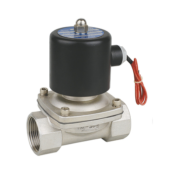 Hot Sale SS IP56 or IP65 Coil 220VAC Solenoid Valve
