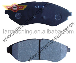 USED FOR CHEVROLET AVEO CAR BRAKE PAD