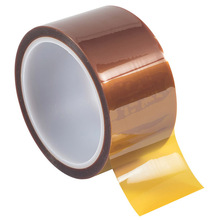 High temperature silicone adhesive double sided film polyimide tape